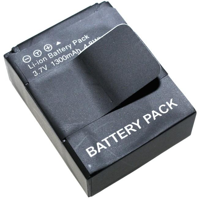 Аккумулятор для GoPro HERO3 HERO3+ GoPro3 (Fujimi AHDBT-301)