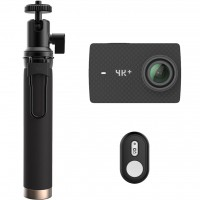 Xiaomi YI 4K+ Action Camera Travel Edition Черный