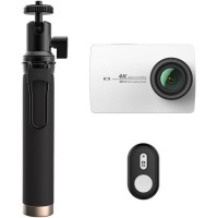 Xiaomi YI 4K Action Camera Travel Edition Pearl White