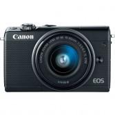 Canon EOS M200 Kit 15-45 IS STM Черный цвет
