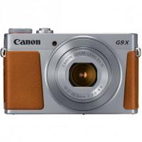 Canon PowerShot G9 X Mark II Серебристый