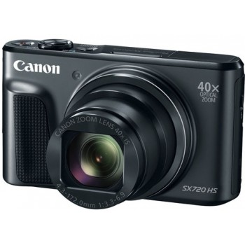 Фотоаппарат Canon PowerShot SX720 HS черный