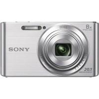Sony Cyber-Shot DSC-W830 серебристый