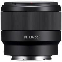 Sony FE 50mm F/1.8 (SEL50F18F) черный