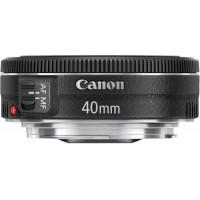 Canon EF 40mm f/2.8 STM черный