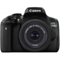 Canon EOS 750D Kit 40mm f/2.8 STM