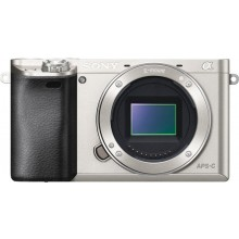 Sony Alpha A6000 Body серебристый