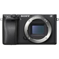 Sony Alpha A6300 Body (ILCE-6300) черный