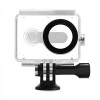 Аквабокс для Xiaomi YI Action Camera (белый, аналог)