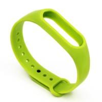 Ремешок для Xiaomi Mi Band 2 Зеленый